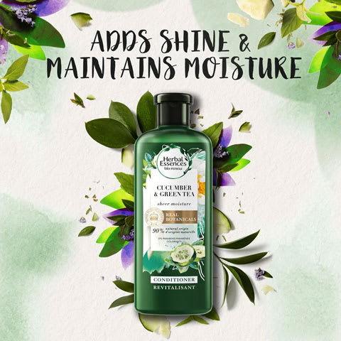 Adds shine and maintains moisture