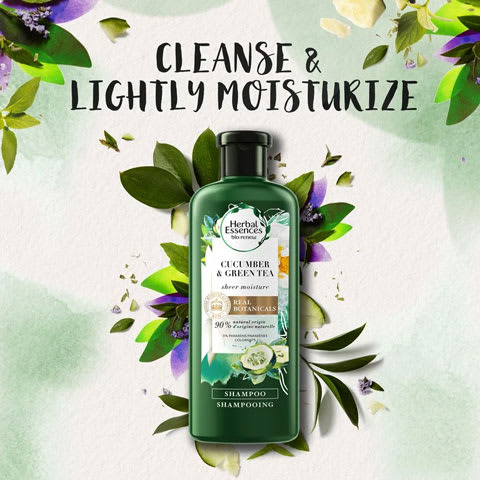 Cleanse and lightly moisturize