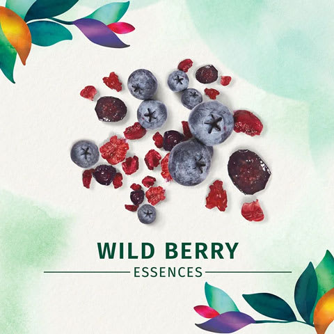 Wild berry essences