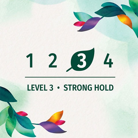 Level 3, strong hold