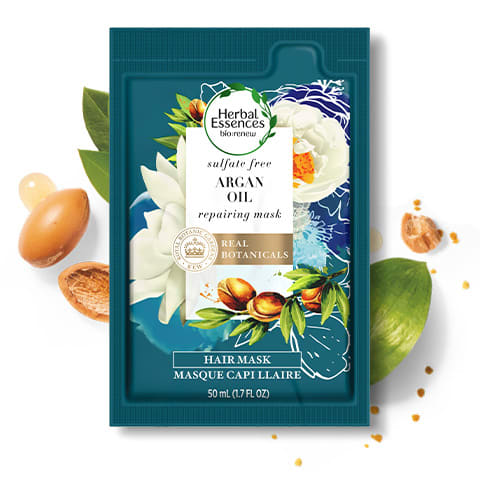 Argan Oil of Morocco sulphate-free hair mask