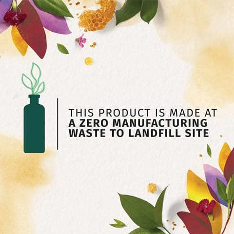 This product is made at a zero manufacturing waste to a landfill site