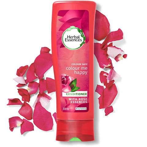 Herbal Essences Colour Me Happy conditioner bottle