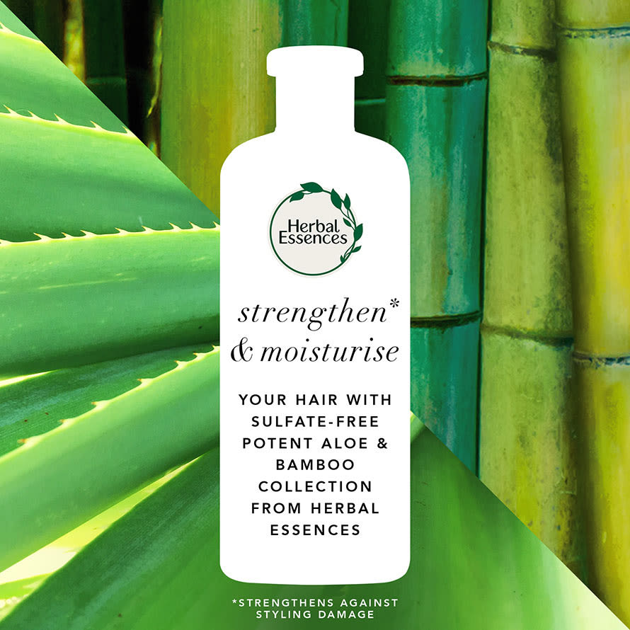 Strengthen and moisturise