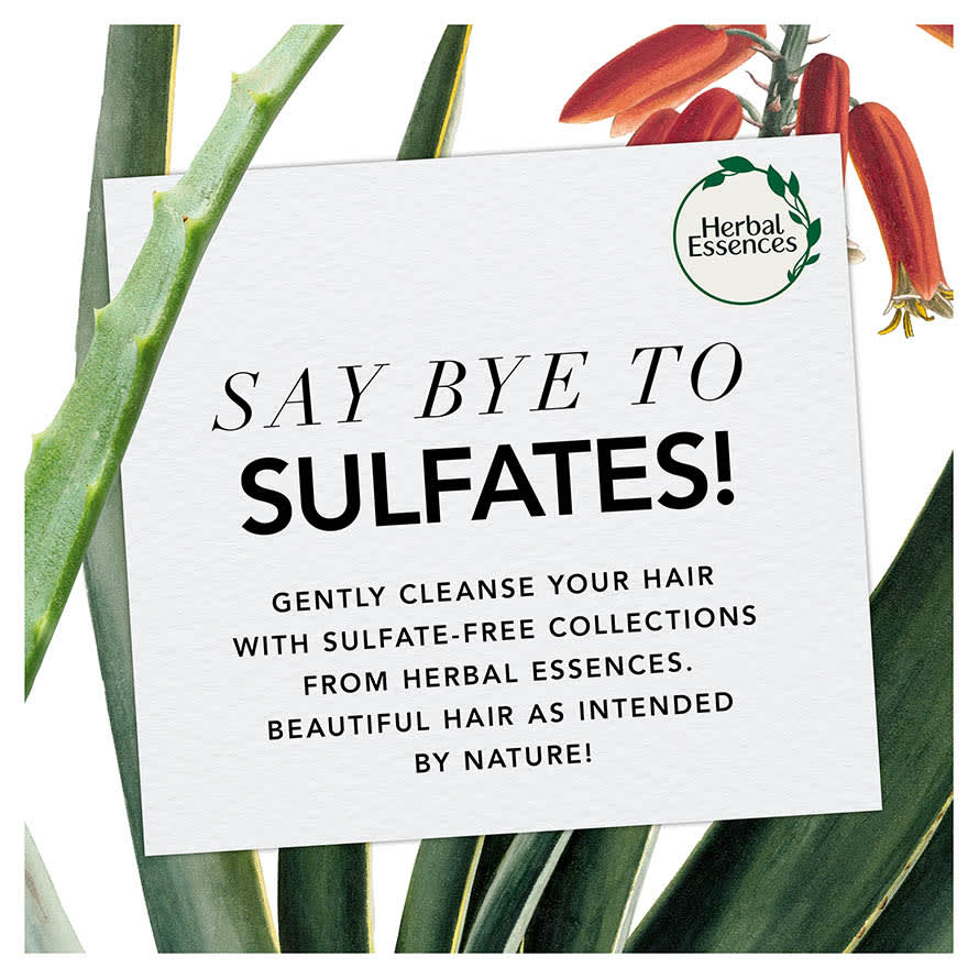 Say bye to sulphates!