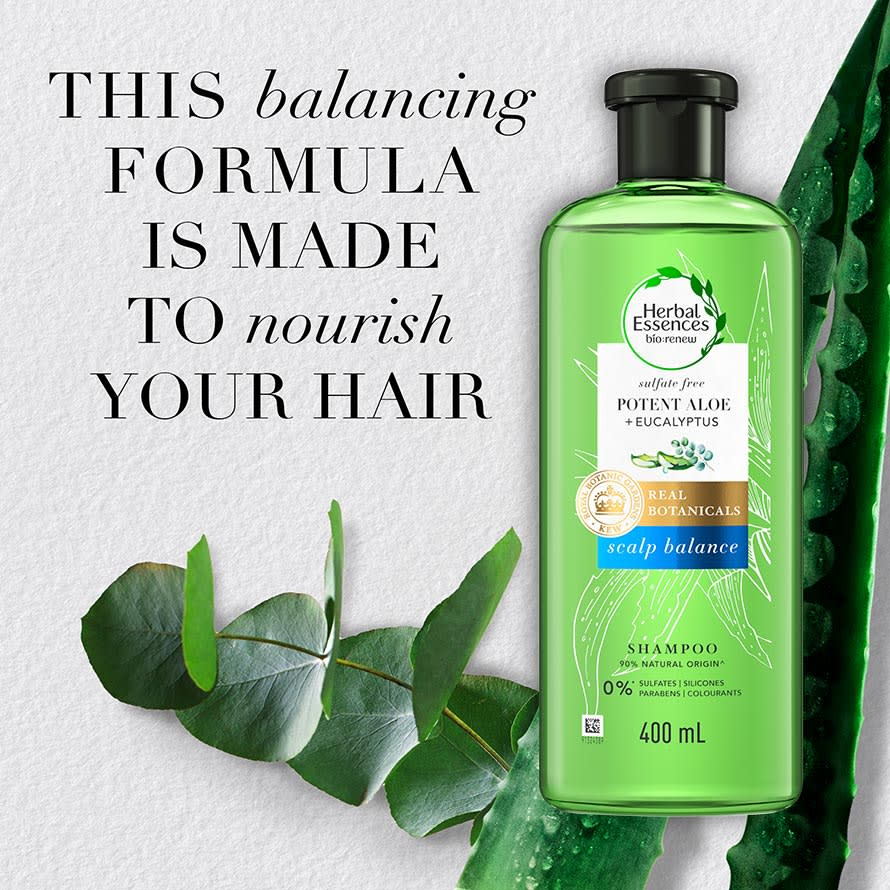 This formula is made to nourish your hair