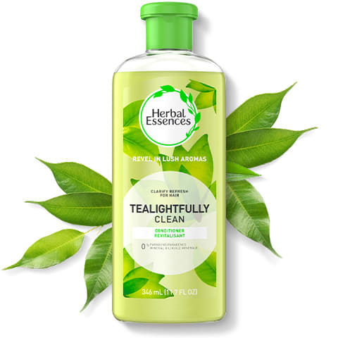 Revitalisant purifiant, volumisant, lustrant Herbal Essences Tea-Lightfully Clean