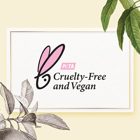 PETA Cruelty-free and vegan