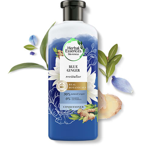 Herbal Essences Blue Ginger revitalise  conditioner