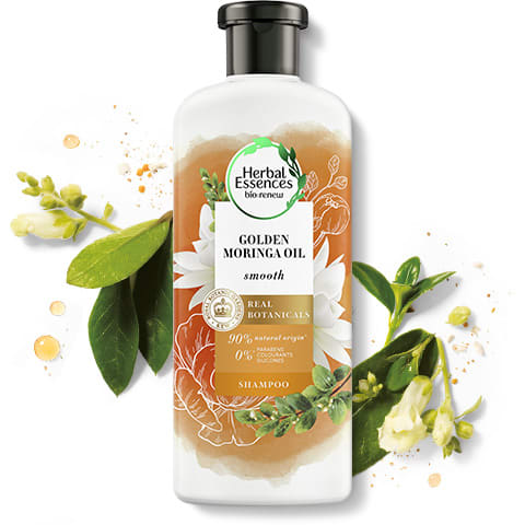 Herbal Essences Golden Moringa shampoo