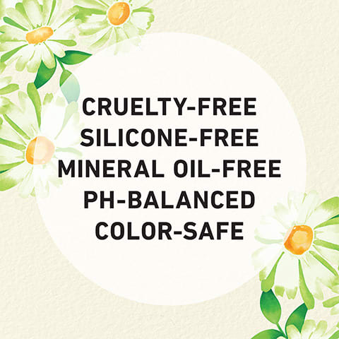 Cruelty-Free, Silicone-Free, Mineral Oil-Free, PH-Balanced, Color-Safe