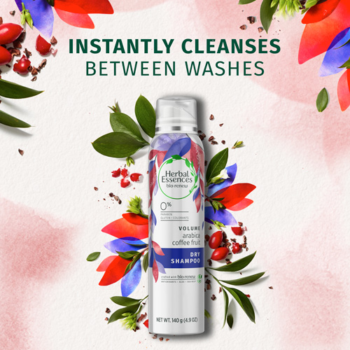 Instantly Cleanses Between Washes