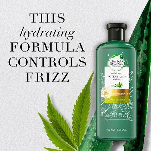 This Hydrating Formula Controls Frizz