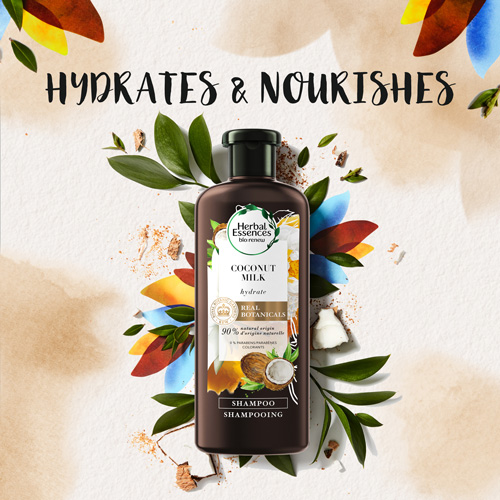Hydrates & Nourishes