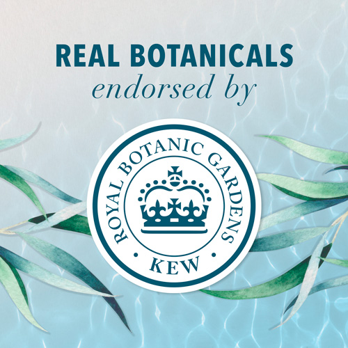 Real Botanicals Endorsed by KEW