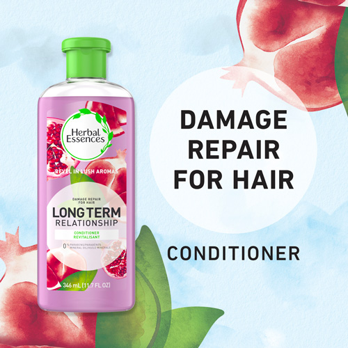 Damage Repair for Hair