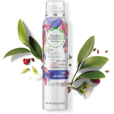 Herbal Essences Arabica Coffee Fruit Dry Shampoo for Volume