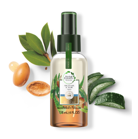 Herbal Essences Argan Oil & Aloe Lightweight Repair Hair Oil Mist