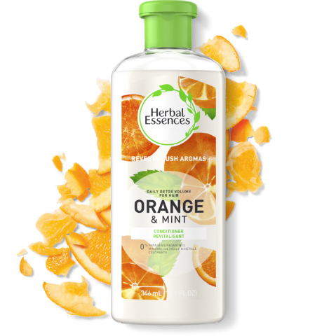 Herbal Essences Daily Detox Orange & Mint Volumizing Conditioner