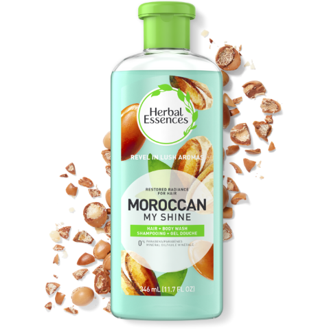Herbal Essences Moroccan My Shine Shampoo for Restored Radiance