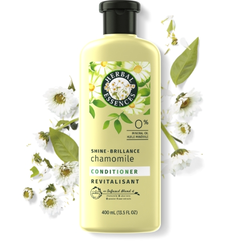 Herbal Essences Chamomile Conditioner Bottle for Shine
