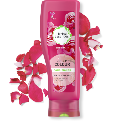 Herbal Essences Ignite My Colour Conditioner bottle