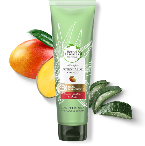 Potent Aloe & Mango sulphate-free conditioner