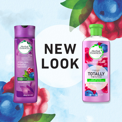 Herbal Essences Totally Twisted Shampoo & Body Wash - NEW LOOK