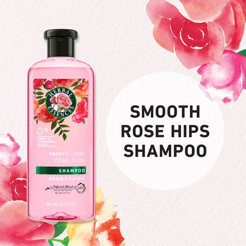 Herbal Essences Smooth Rose Hips Shampoo