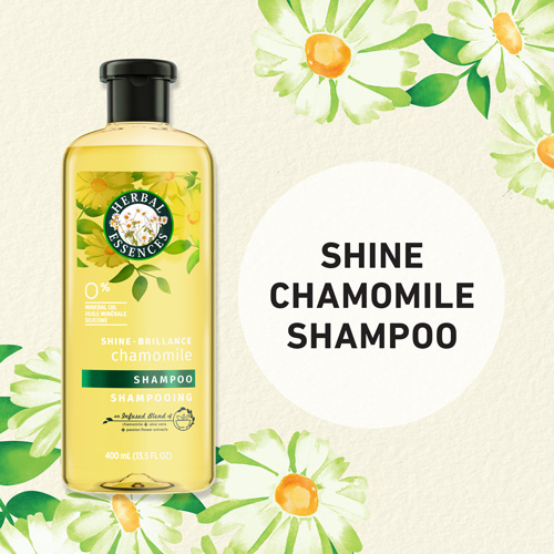 Herbal Essences Shine Chamomile Shampoo
