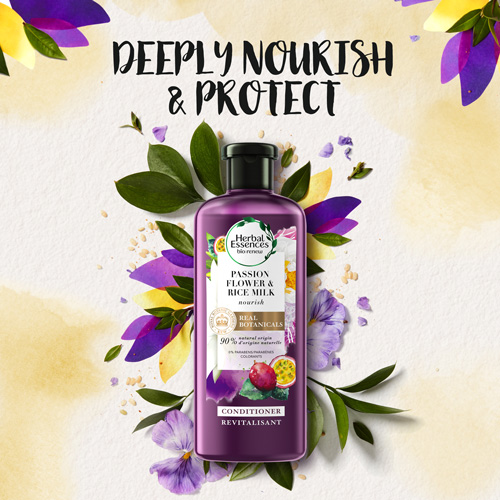 Deeply nourish & protect
