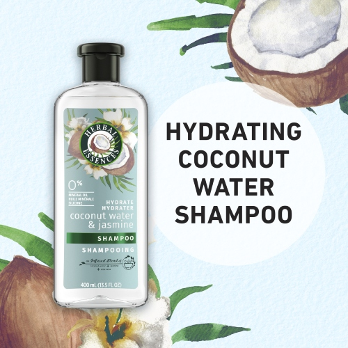 Hydrating Coconut Water Shampoo