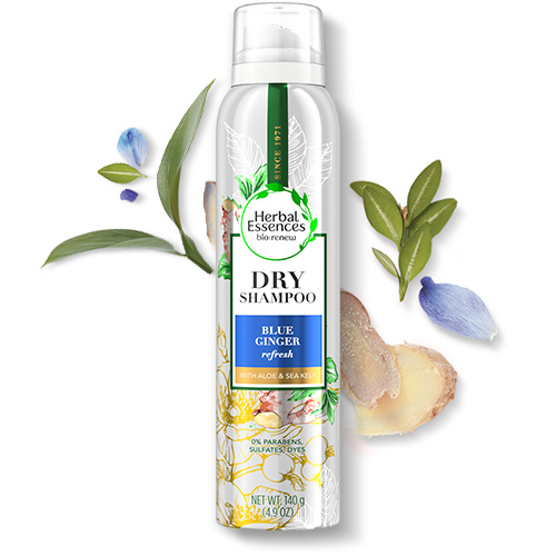 Herbal Essences Blue Ginger & Micellar Water Refresh Dry Shampoo