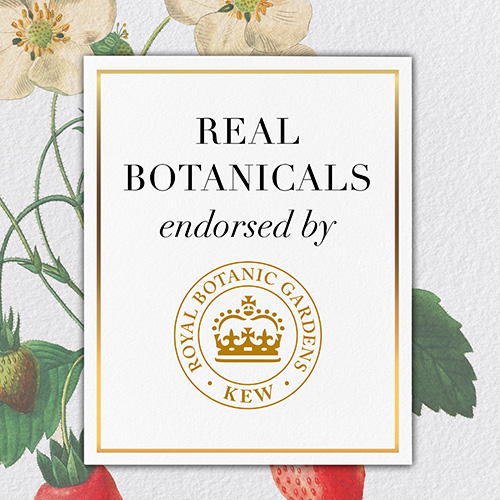 Made with Real Botanicals