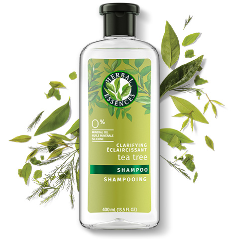 Herbal Essences Tea Tree Clarifying Shampoo