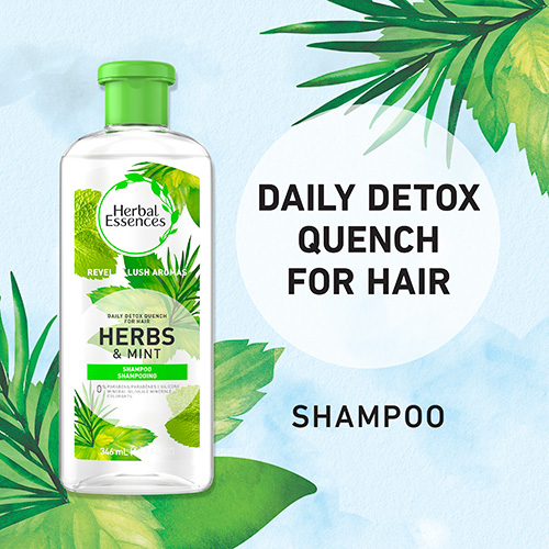 Daily Detox Quench for Hair