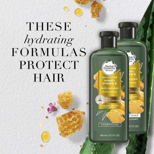 These formulas protect hair
