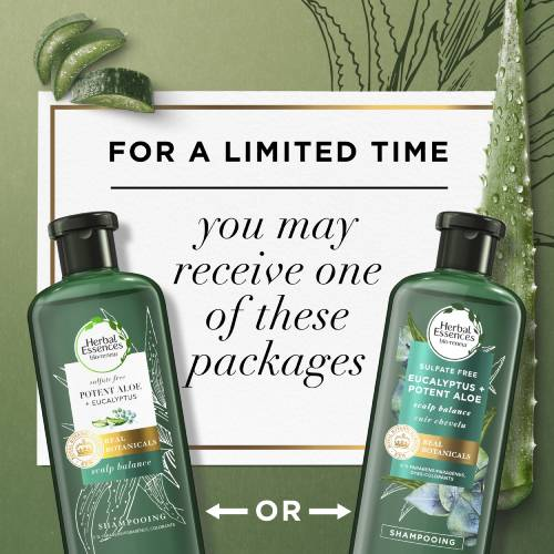 For a limited time you may receive either of these packages