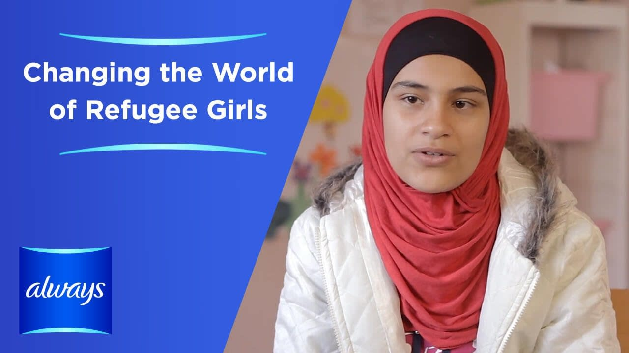 Changing the World of Refugee Girls with UNESCO & Save the Children