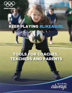 KEEP PLAYING #LIKEAGIRL