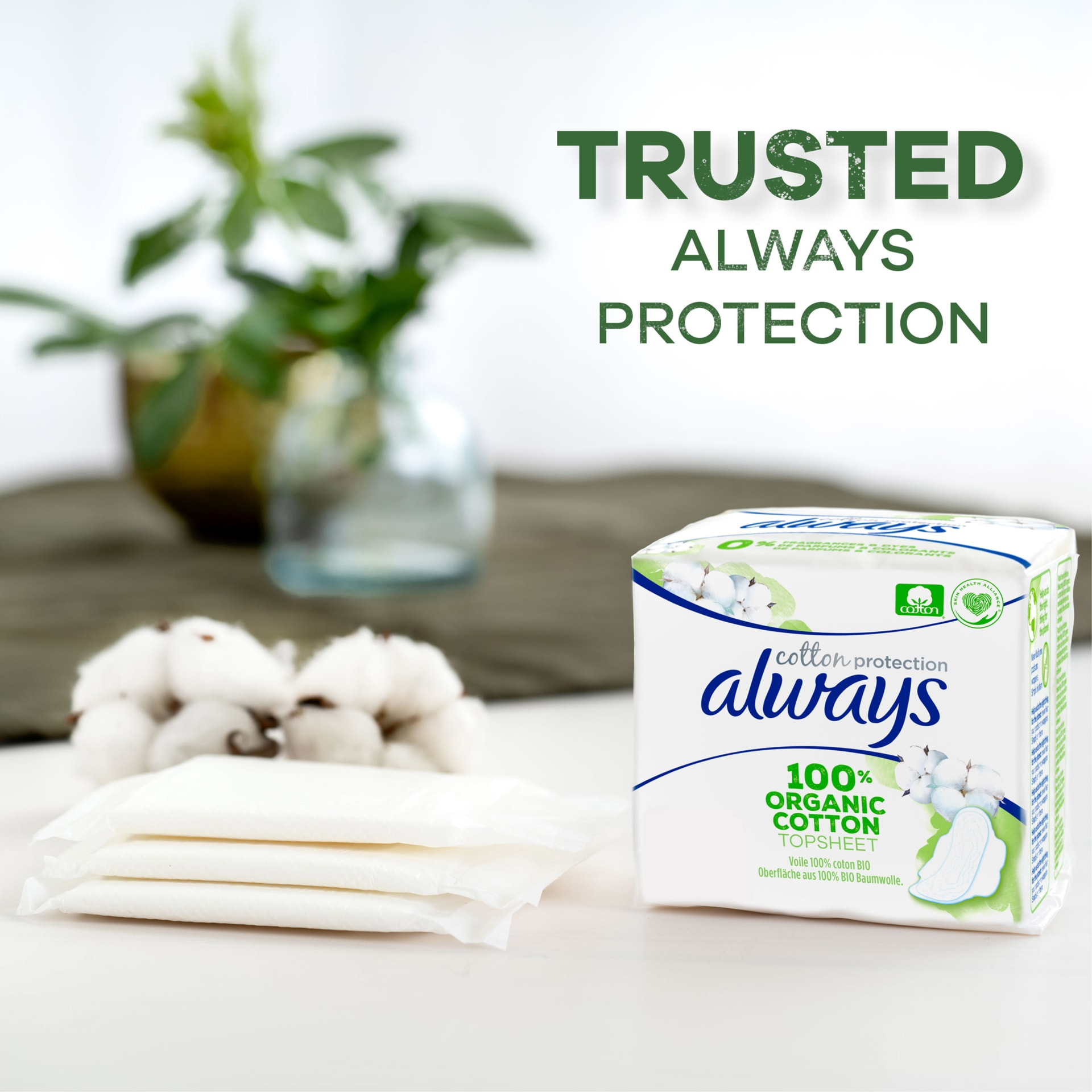 Always Cotton Protection Ultra Night Secondary Image 4