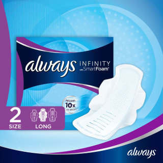 Always Infinity Long (Size 2) Secondary Image 1