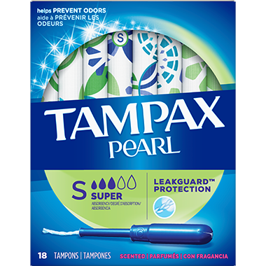 Pearl Super Scented 18 pack