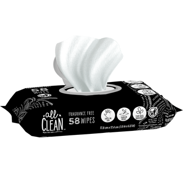 All Clean Wipes