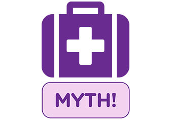 Myths & Truths About Pantyliners medical case myth