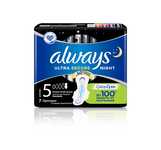 Always Platinum Ultra Night Secure