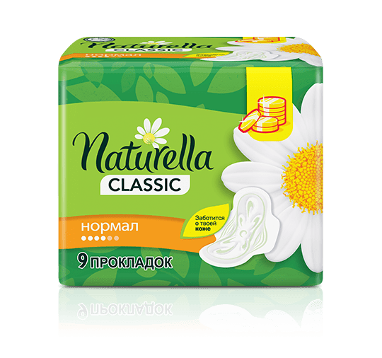 Naturella-Classic-Normal-Ромашка-Гигиенические-Прокладки-Без-Крылышек-9