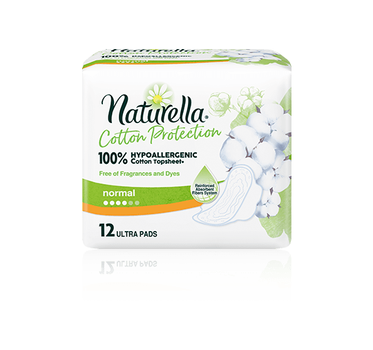 Naturella Naturals Cotton Protection Normal_12