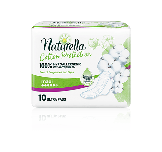 Naturella Naturals Cotton Protection Maxi_10