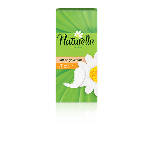Naturella Liners Normal Camomile_20